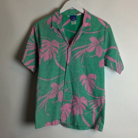 bb5a245a Ocean Pacific Men's Casual Button Up Shirt Medium.  M_5ac51e8a05f4306eba4674fc
